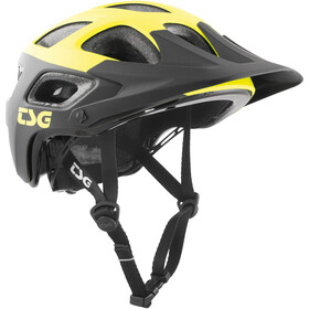 TSG Seek Graphic Design Helmet block acid yellow-black